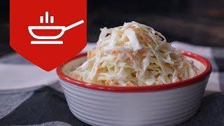 Beyaz Lahana Salatası Coleslaw Nasıl Yapılır? Yemek Tarifleri