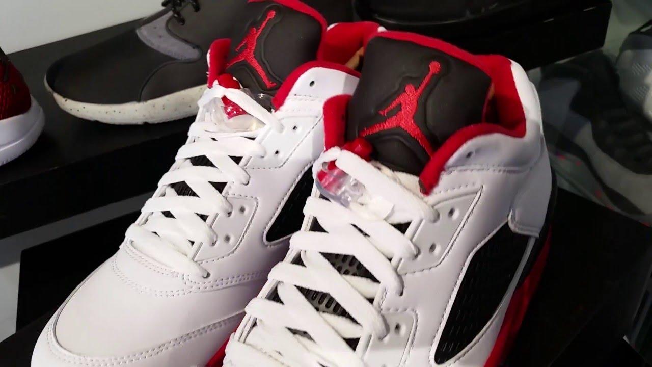 check out 86998 8443e Air Jordan retro 5 low