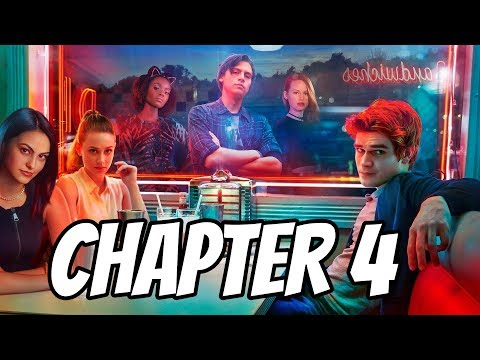 Chapter 4 - Ross and Zak Watch Riverdale
