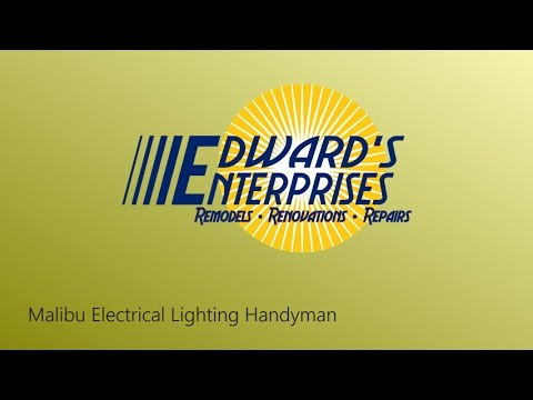 Malibu Electrical Handyman for Homes and Offices