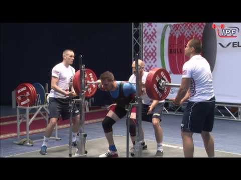 Men Open, 83 kg Group A - World Classic Powerlifting Championships 2017