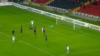 G.Gaziantepspor - Manisaspor  2-0 03.11.2017 Özet izle