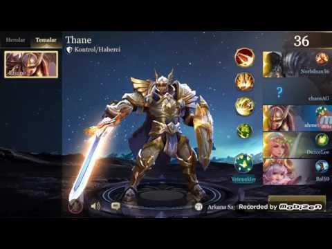 Strike of kings hack (kadir)