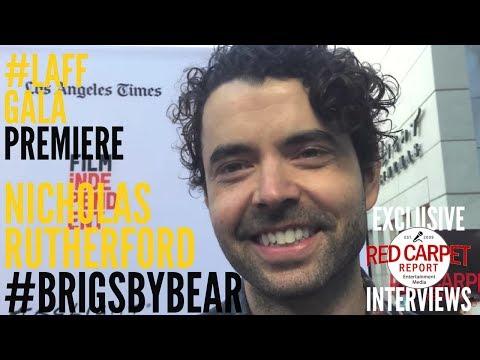 Nicholas Rutherford ed at Brigsby Bear *Gala Premiere* at LAFF BrisgbyBear