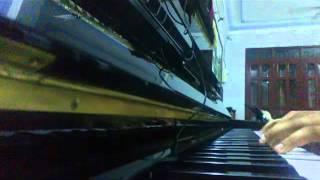 Kiep rong buon Piano cover