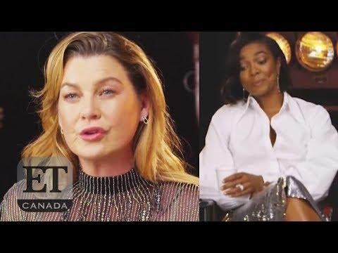 Ellen Pompeo Calls Out Lack Of Diversity On Interview Set Mp3