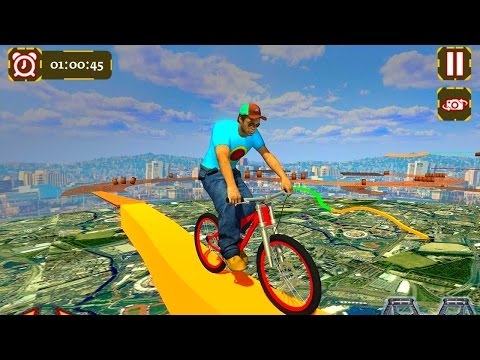 BMX Stunts Racer 2017 - Best Android Gameplay HD