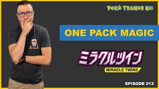 Pokémon Sun & Moon Miracle Twins One Pack Magic or Not, Episode 12 #Shorts