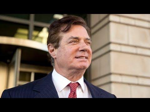 Former Trump campaign chair Paul Manafort jailed