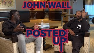 Wizards' John Wall talks Bradley Beal, injury rehab, DeMarcus Cousins and more with Chris Haynes