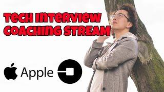 Tech Interview Coaching Stream!