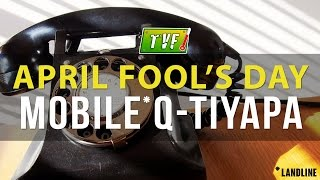 Inspector Bond : April Fool Mobile Qtiyapa