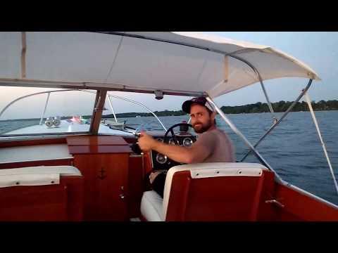 1962 Chris Craft Sea Skiff