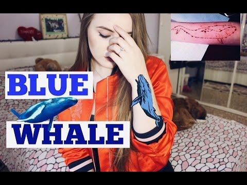 BLUE WHALE CHALLENGE    50 giorni al ........ - YouTube