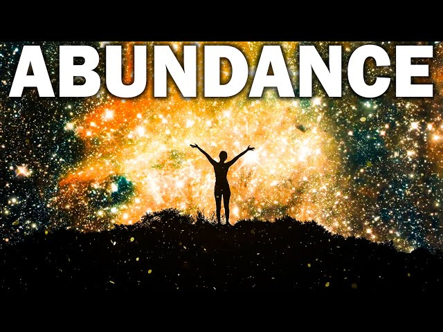 888Hz 88Hz 8Hz Infinite Abundance, Love & Wealth ! Big Blessing ! Remove Negative Energy, Toxins