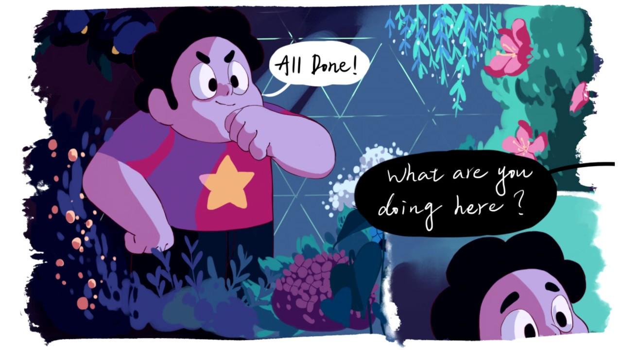 Nothing A Kiss Can't Fix 【 Steven Universe Comic Dub 】