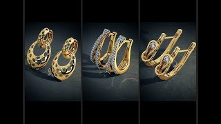 Unique new style ring hoop earrings with price || LIFESTYLE