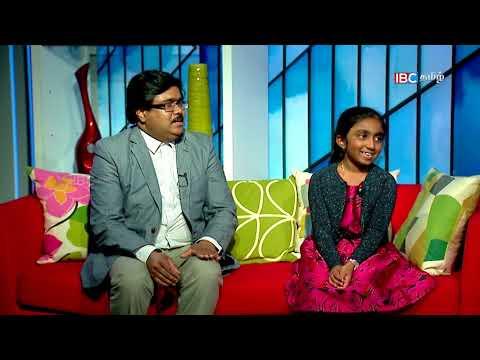 Ananya Rajendra Kumar | Indraiya Virunthinar | Vanakkam Tamil 08-03-2018 | IBC Tamil TV
