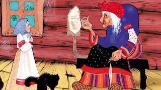 Баба яга. Весёлая песенка про Бабу Ягу. Мультфильм для детей