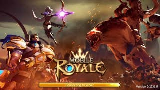 Mobile Royale MMORPG - Build a Strategy for Battle Gameplay - Best Mobile Games screenshot 4