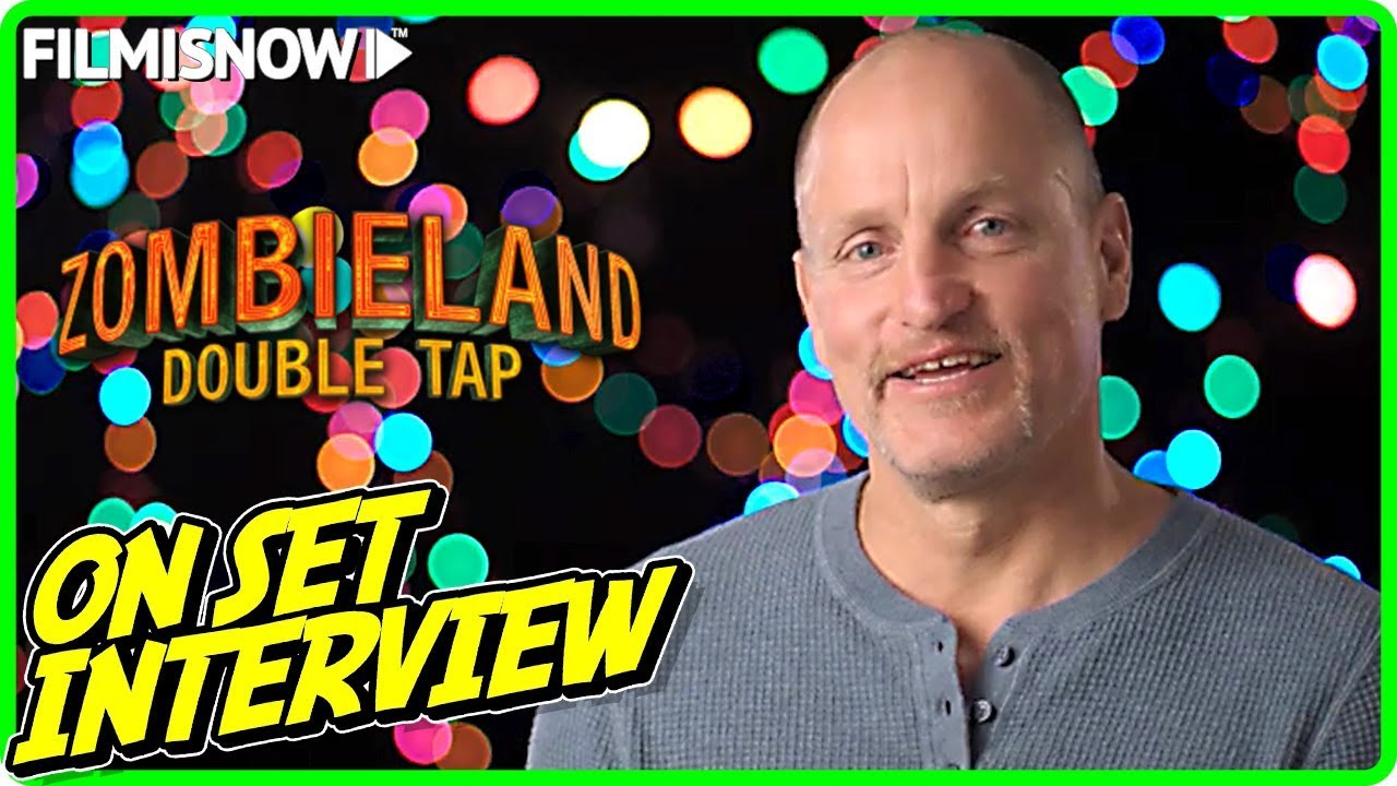 ZOMBIELAND: DOUBLE TAP | Woody Harrelson