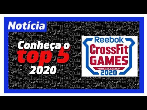 �� top 5 do crossfit games 2020 �� resultados do crossfit games 2020 notic...