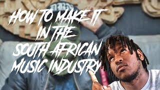 How to make it in the South African music industry Ep 4 (SKETCHY BONGO)
