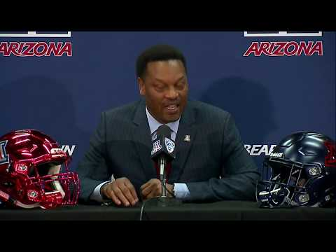 Kevin Sumlin Introductory Press Conference