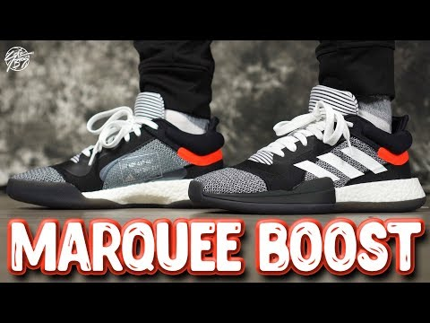 Adidas Marquee Boost First Impressions!