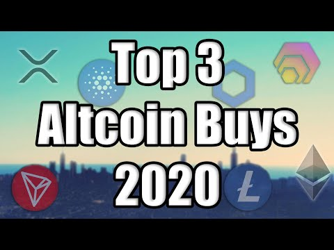 Top 3 Altcoins Set To Explode in 2020 | Best Cryptocurrency Investments 2020 April