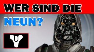 Destiny - Was wissen wir über die NEUN? | + Xur INFOS