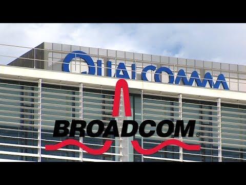 Broadcom Offers Qualcomm $130 Billion In Takeover Bid