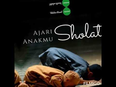 Tata cara THAHARAH dan SHALAT MAGHRIB - YouTube