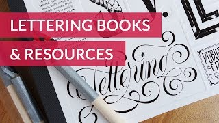 BEST Books & Resources for letterers (and artists)