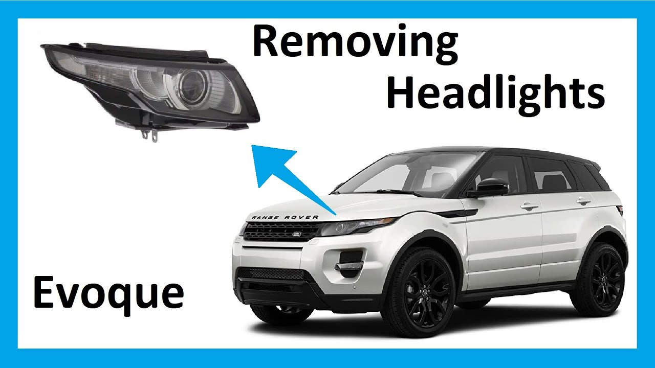 Maxresdefault on Range Rover Evoque Headlight Bulb Replacement