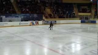 Первенство России - юниоры по фигурному катанию .Fgure skating. Ice skating dance. Russia sport(, 2013-02-04T00:26:16.000Z)