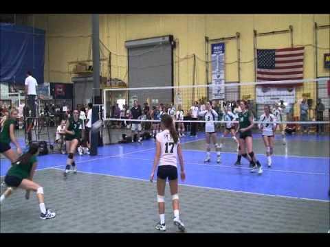 Jaclyn Clark #10 SMBC 17-1 vs Santa Barbara Games 1, 2 & 3