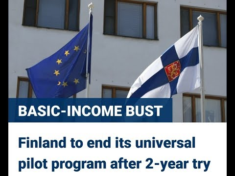 Fox News Claims Finland's UBI Experiment Failed, Here's The Reality