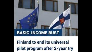 Fox News Claims Finland's UBI Experiment Failed, Here's The Reality