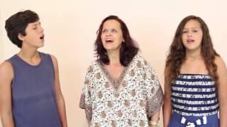 Thiago e Letícia ft. Junia Mesquita - Aleluia