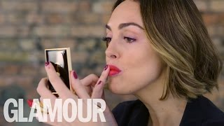 How To Do Party Makeup with Isamaya Ffrench | Beauty Talk | Glamour UK