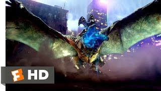Pacific Rim (2013) - Sword Activate Scene (7/10) | Movieclips