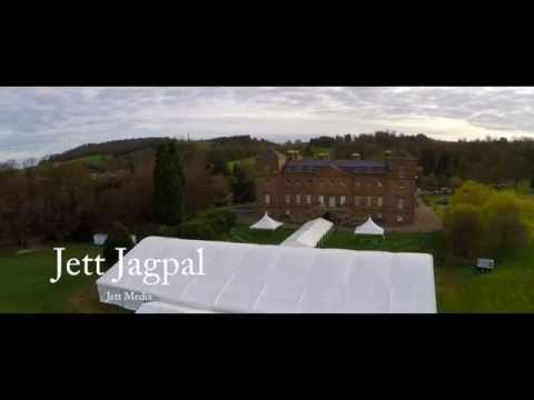 Sikh Punjabi Wedding Hagley Hall Stourbridge - Jett Jagpal