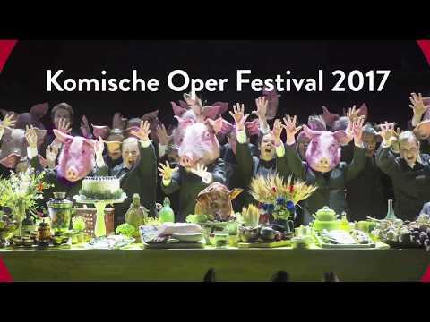 Festival 2017 | Trailer | Komische Oper Berlin