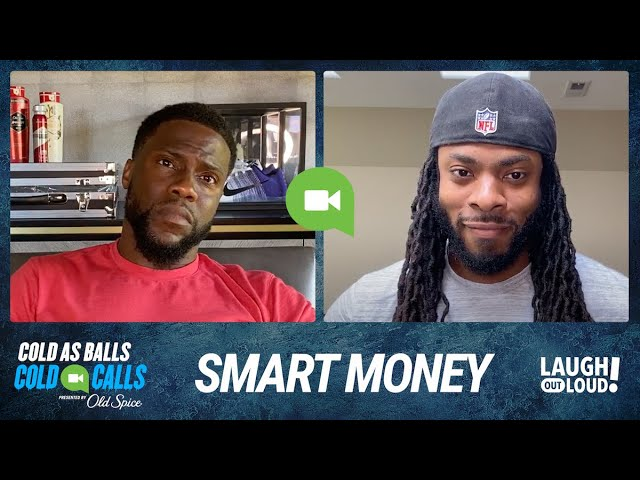 Richard Sherman Surprise Calls Kevin Hart | Cold As Balls: Cold Calls | Laugh Out Loud Network
