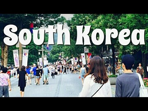 Trip to Gwangju, South Korea | Benjamin Gabriel