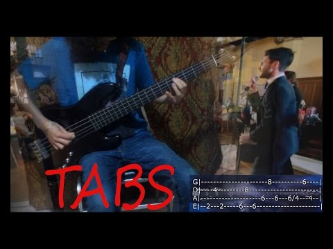 Sugar - Maroon 5 (BASS COVER) + TABS