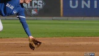 Tulo sticking with his tried and true glove