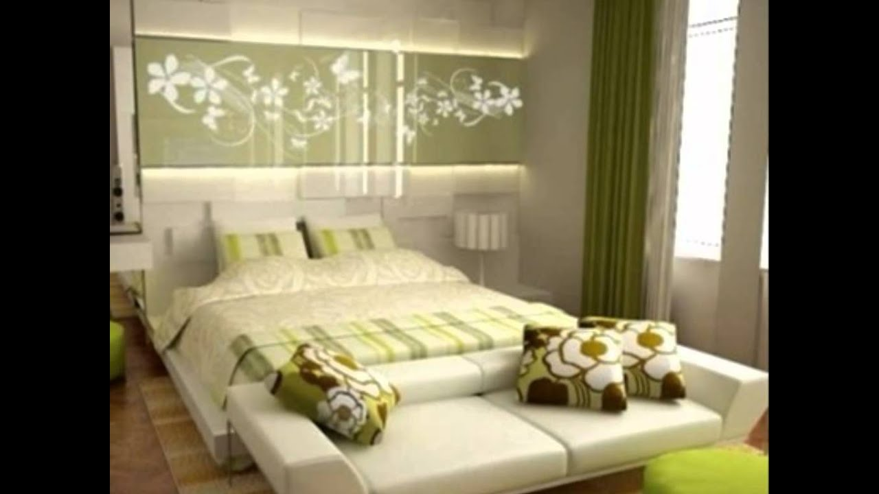 The Best Design Modern Green Bedroom Interior Ideas As Western!!! Be ...