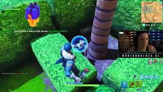 Monte is taken the honor | Stream Cutout | Fortnite